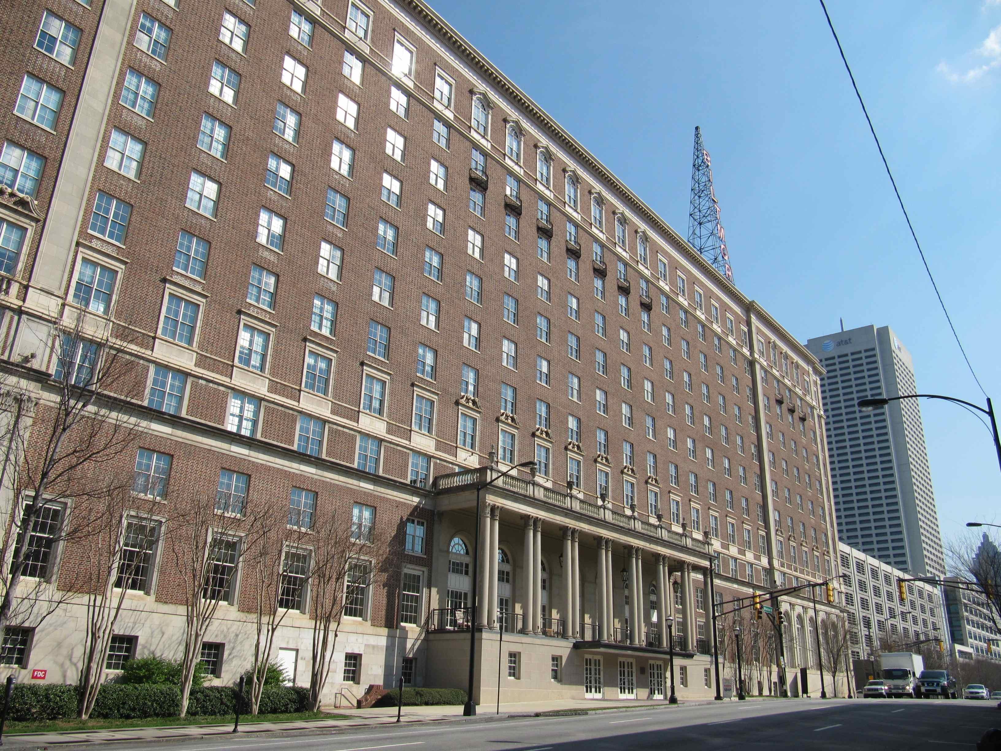Biltmore Hotel Downtown Atlanta