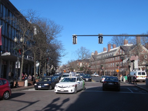 cambridge harvard sq
