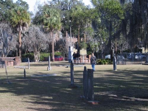 colonial park cem