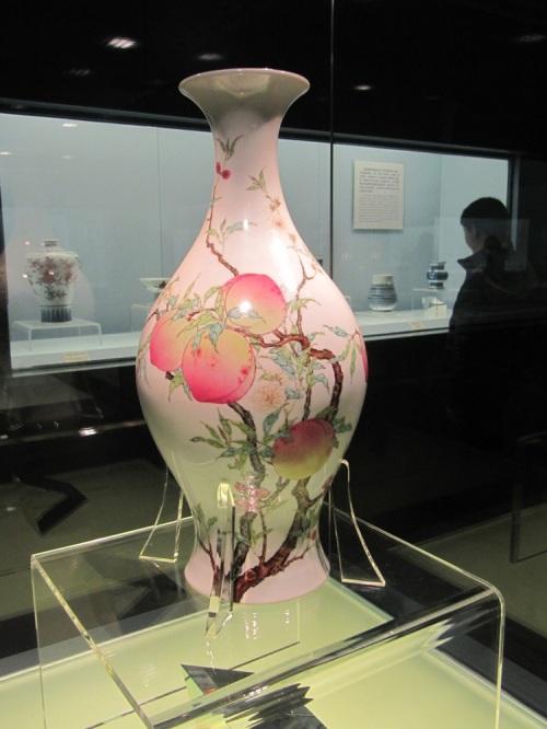 o mus pottery
