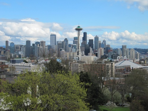 queen anne skyline