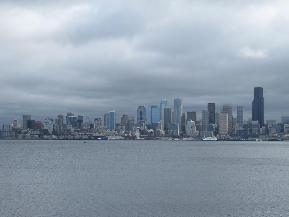 West Seattle Skyline