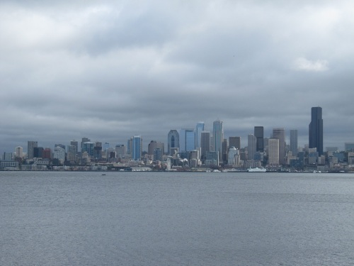 west seattle skyline