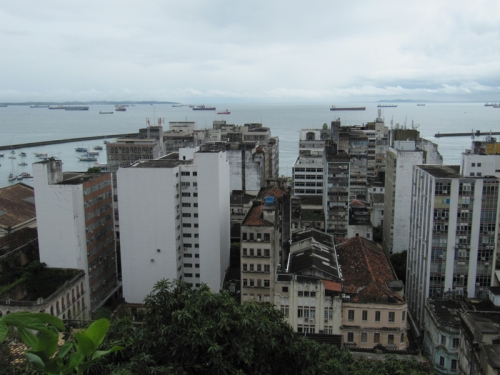 baixa from above