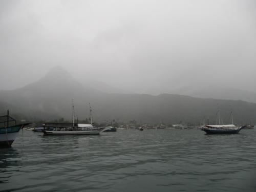 rainyarrival