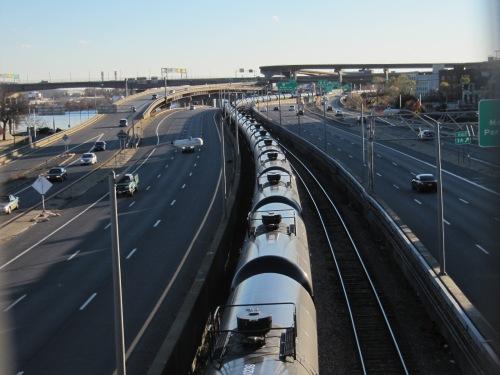 hudson train