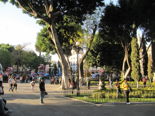 p parque